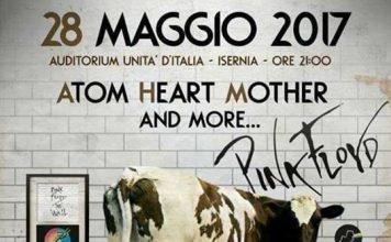 """""""Atom Heart Mother and more..."""", la musica dei Pink Floyd all'Auditorium Unità d'Italia di Isernia"""