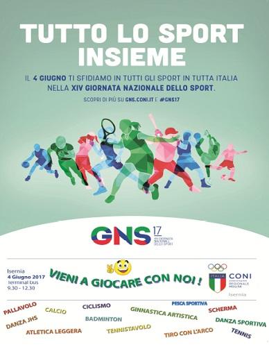Festa dello Sport 2017 Isernia