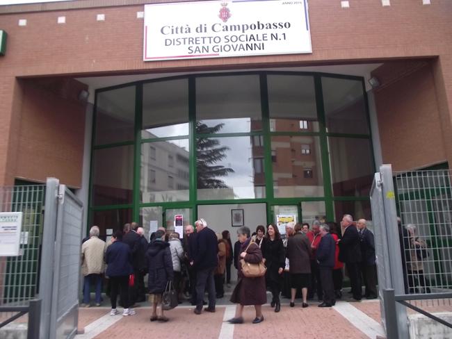 Inaugurazione Centro Anziani uno