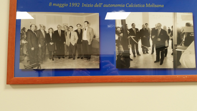 Campobasso: il Comitato Regionale Molise della FIGC compie 25 anni