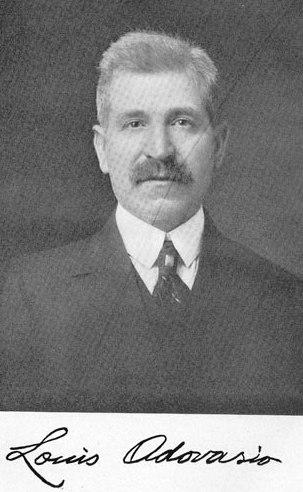"""""""Louis"""" Luigi Adovasio tra i più importanti costruttori dell'Ohio era molisano"""