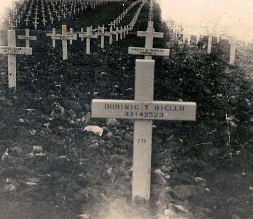 cimitero Henri-Chapelle American Cemetery
