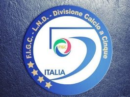 divisione Calcio a 5