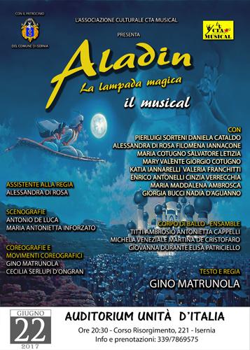 Aladino il musical