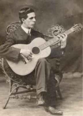 """Giuseppe """"Joe"""" Biondi fu, negli Stati Uniti, un grande e bravo chitarrista molisano"""