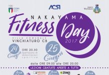 Nakayama Fitness Day 2017