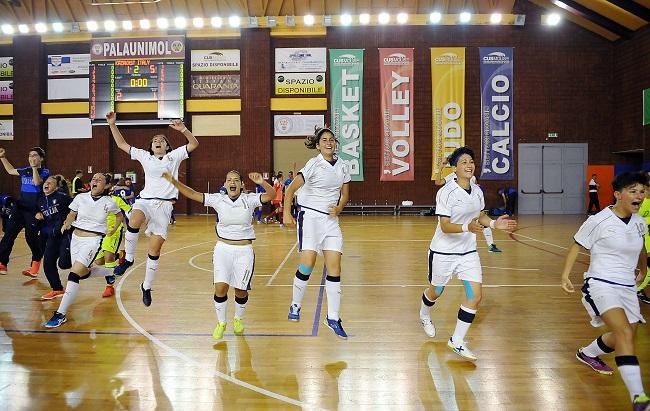 Calcio a 5, le Azzurrine superano all'esordio il Kazakistan