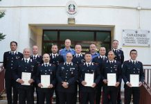 foto militari premiati