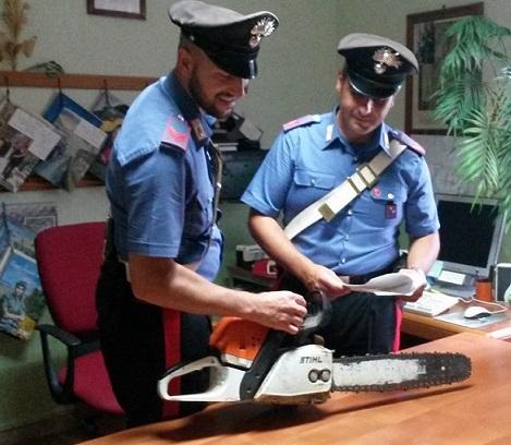 Castel San Vincenzo, truffa a un commerciante: denunciati due pregiudicati