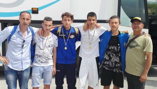 studenti dell'I.I.S.S. Alfano