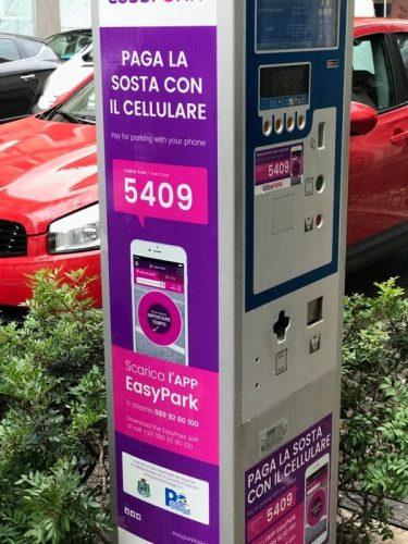 A Campobasso ora la sosta si paga con il cellulare