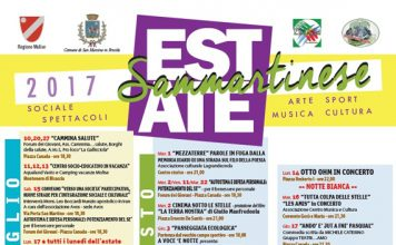 San Martino in Pensilis programma eventi estate 2017