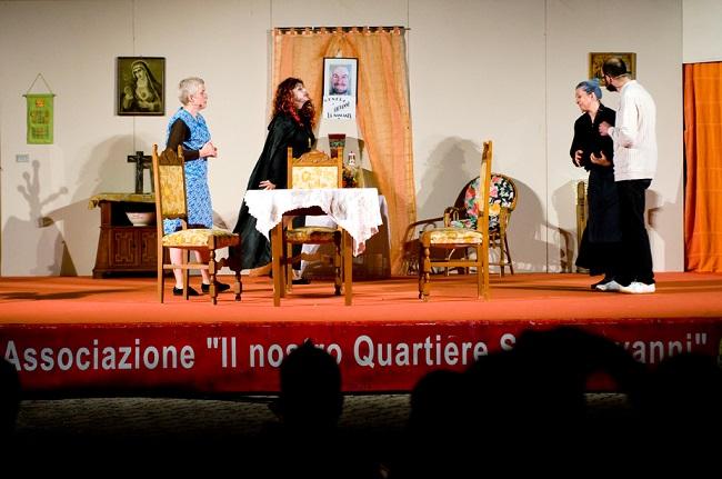 """Rassegna teatrale """"San Giovanni"""" Campobasso"""
