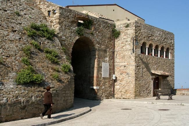 centro storico Termoli