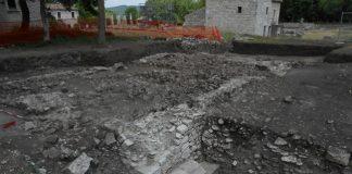 vista scavo 2017