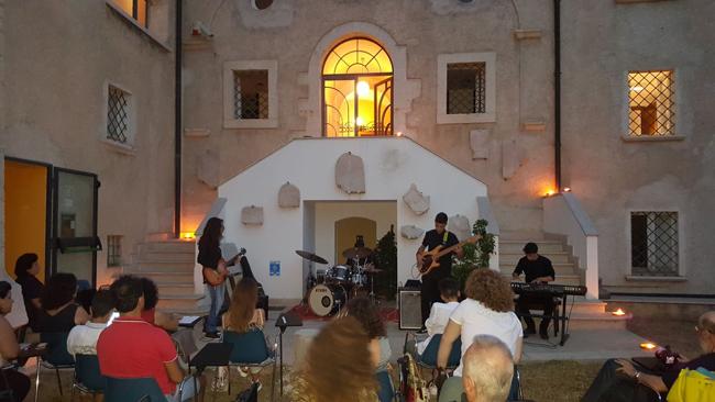Concerto del Liceo G.M.Galanti al Sannitico