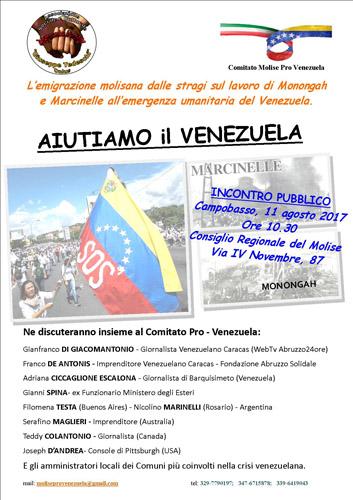 Iniziativa venezuela 11.08.2017
