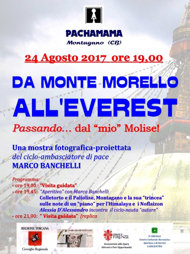 da Monte Morello all'Everest