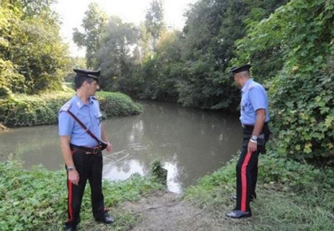 foto Carabinieri fiume
