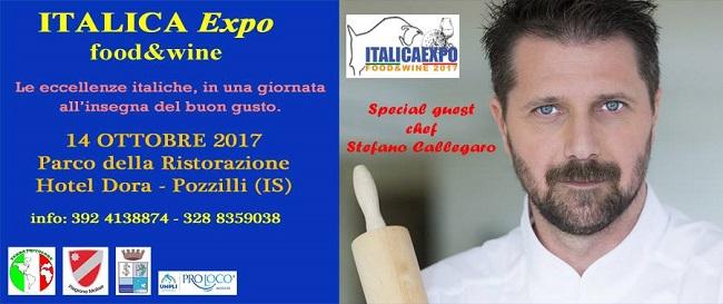 Italica Expo 14 ottobre 2017