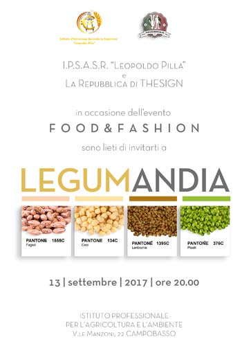 Legumandia 2017 a Campobasso