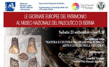 Natura e cultura tra filosofia, scienza, arte e luoghi di cultura