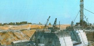 Welland Ship Canal