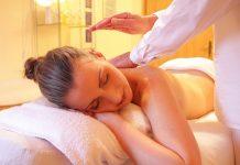 benessere massaggio