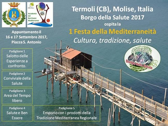 festa mediterraneita 16-17 settembre Termoli