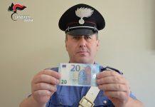 sequestro banconote false