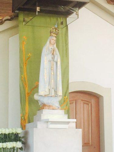 Campobasso, la Madonna di Fatima