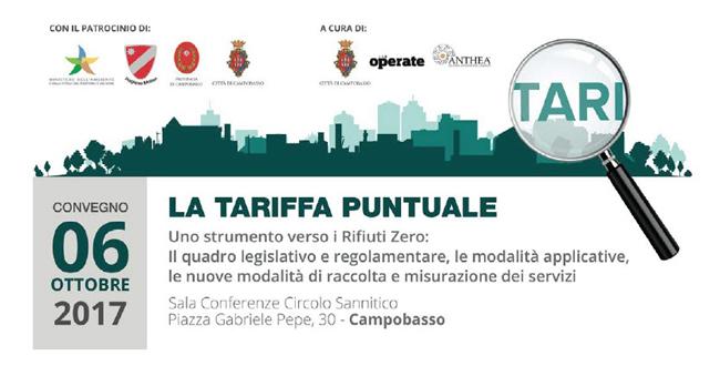Campobasso La Tariffa puntuale