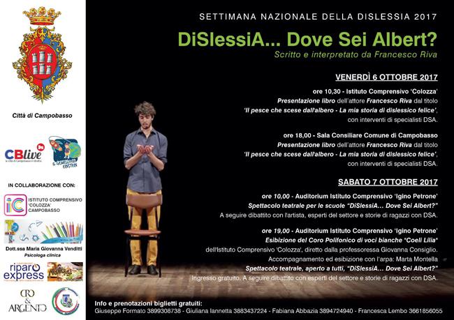 dislesia Campobasso