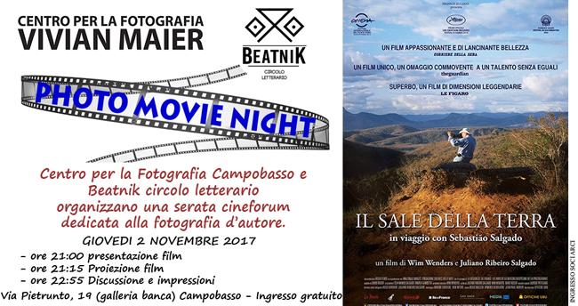 locandina Photo Movie Night