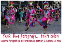 locandina mostra fotografica sul Perù
