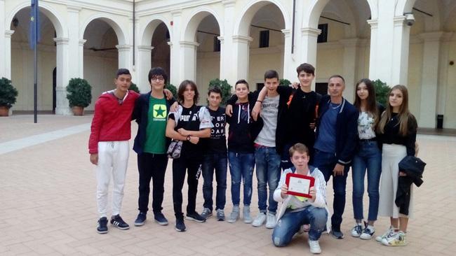 studenti I.I.S.S. Alfano da Termoli