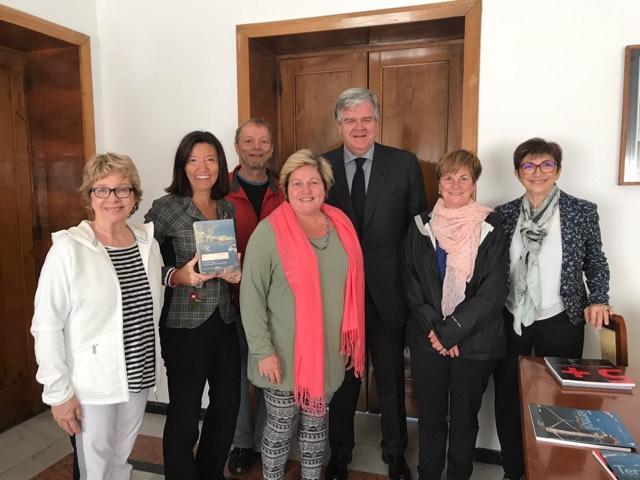 visita imprenditori canadesi a Termoli