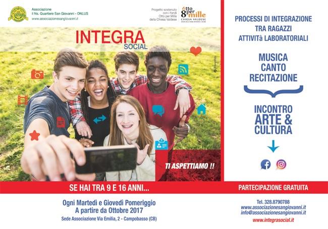 Locandina Integra