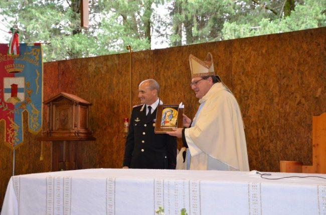 Virgo Fidelis, la celebrazione dei carabinieri