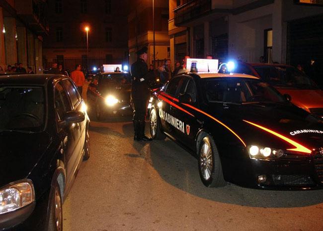 foto intervento Carabinieri