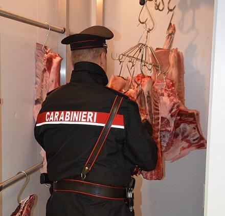 foto sequestro carne