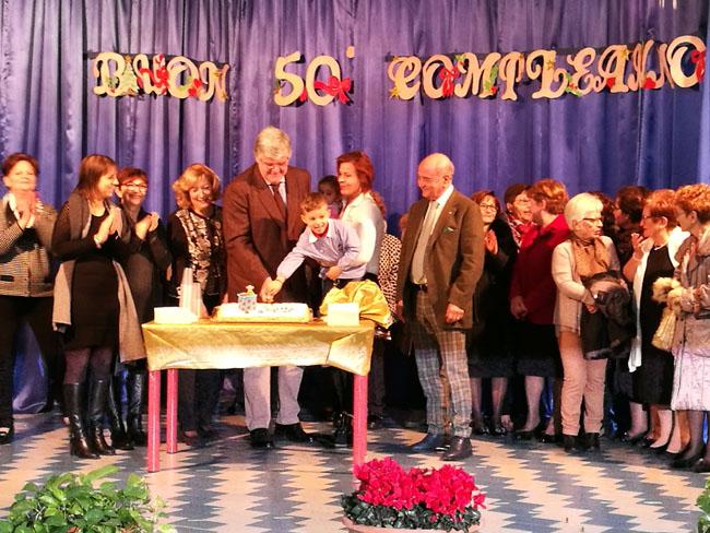 """Termoli, la scuola """"Madonna della Grazie"""" ha compiuto 50 anni"""