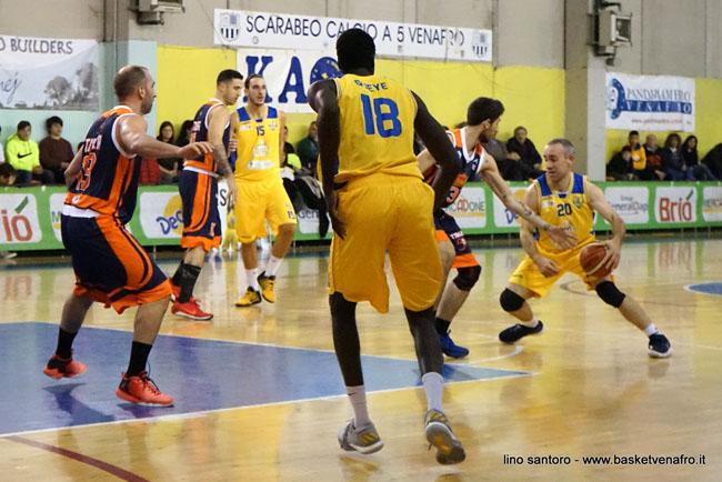 Dynamic Venafro-Tiber Basket Roma