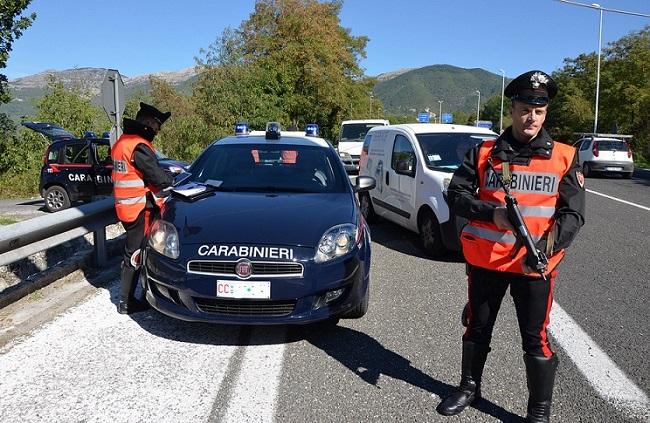 """Isernia, """"Natale sicuro"""": scattano arresti, denunce e sequestri"""