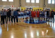 Basket: si è conclusa a Venafro la Winter League 3x3 U18
