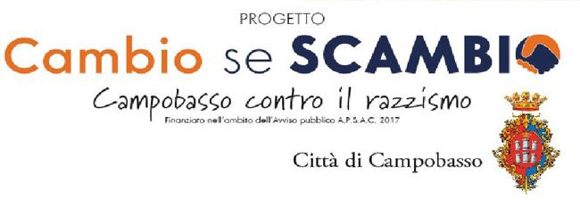 Campobasso: sarà premiato a Torino il progetto contro il razzismo