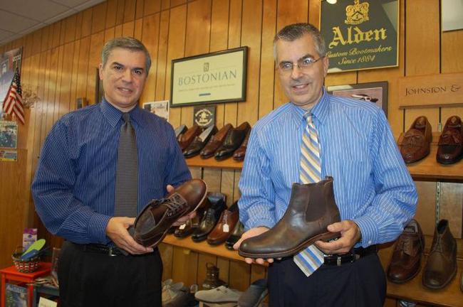 I D'Amicantonio, da 85 anni nel mondo della calzature in Pennsylvania