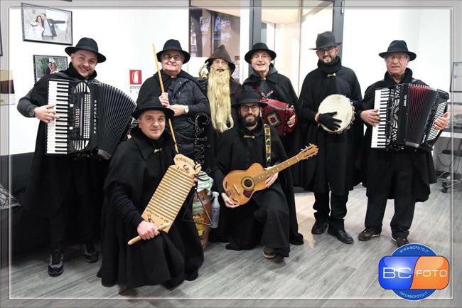 Termoli, Tradizioni Amiche in scena con il Canto del San Sebastiano