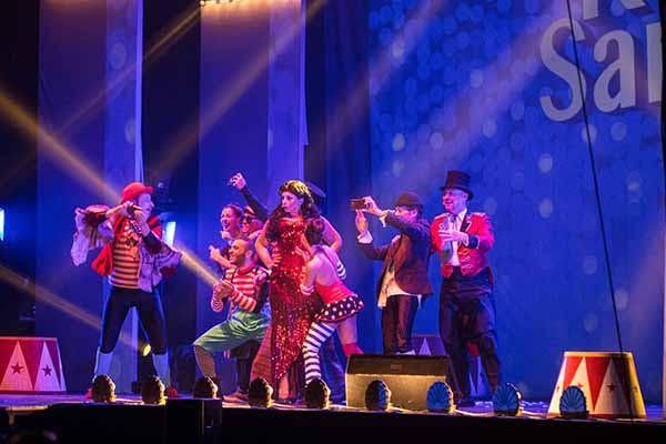 """Arteteca, """"Cirque du shatush"""": venerdì 23 marzo a Isernia"""