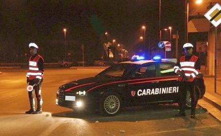 carabinieri sventato furto